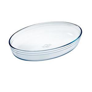 OCUISINE Pekáč O''Cuisine oválný 39x27x6cm/4L, sklo obraz