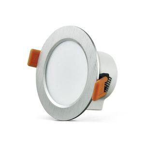 Polux LED Podhledové svítidlo VENUS LED/7W/230V stříbrná kulaté obraz