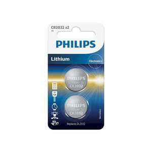Philips Philips CR2032P2/01B obraz