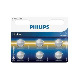 Philips Philips CR2032P6/01B obraz