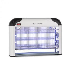 Waldbeck Mosquito EX 4000, lapač hmyzu, 30 W, UV světlo, 100 m² dosah obraz