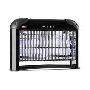 Waldbeck Mosquito Ex 4000, lapač hmyzu, 30W, UV světlo, 100m², černá obraz