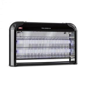 Waldbeck Mosquito Ex 5000, lapač hmyzu, 38W, UV světlo, 150m², černá obraz