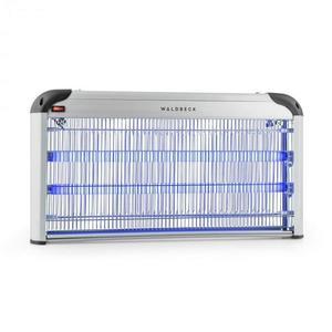 Waldbeck Mosquito Ex 6000, lapač hmyzu, 43 W, UV svetlo, 200 m² obraz