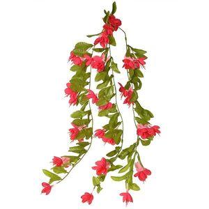 Umělá Fuchsie růžová, 60 cm obraz