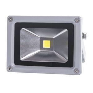 LED Solution Šedý LED reflektor 10W 12/24V 0550 obraz