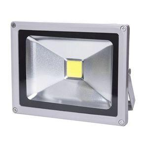 LED Solution Šedý LED reflektor 20W 12/24V 866 obraz