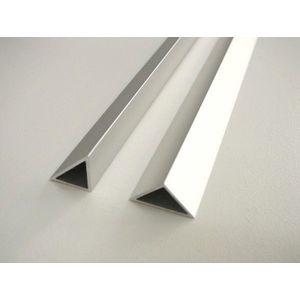 T-LED Hliníkový nástěnný profil pro LED pásky triangel Vyberte variantu a délku: Délka 1m 09507 obraz