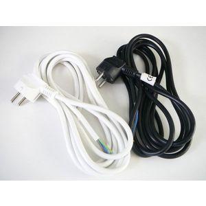 EMOS Flexo šňůra - 2m 3x vodič Vyberte barvu: Bílá 11124 obraz