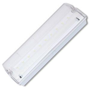 Ecolite LED nouzové osvětlení Leder 3, 3W obraz