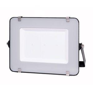 LED Solution Černý LED reflektor 150W Premium Barva světla: Teplá bílá 475 obraz