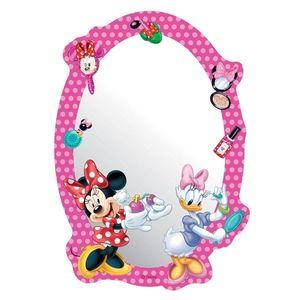 AG Art Samolepicí dětské zrcadlo Minnie Mouse, 15 x 21, 5 cm obraz