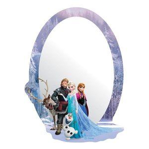 AG Art Samolepicí dětské zrcadlo Ledové království, 15 x 21, 5 cm obraz