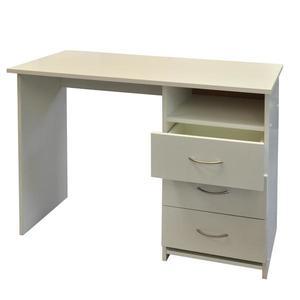 Psací stůl 44 bílá obraz