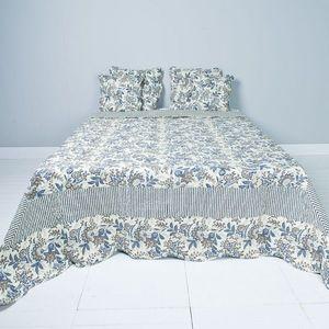 Přehoz na jednolůžkové nebo dvoulůžkové postele Quilt 164 - 180*260 cm obraz