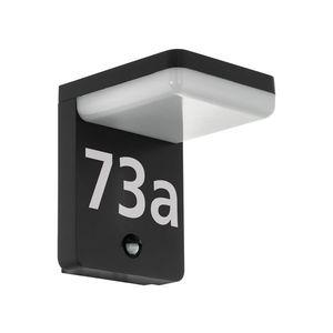Eglo Eglo 98092 - LED Domovní číslo se senzorem AMAROSI LED/11W/230V IP44 obraz