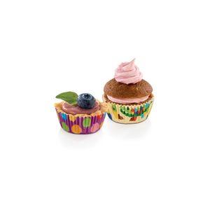 Tescoma cukrářské mini košíčky DELÍCIA ø 4 cm, 100 ks, pro děti obraz