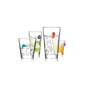 Tescoma značky na sklenice myDRINK, 12 ks, ocean obraz