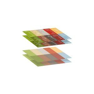 Tescoma samolepicí štítky 4FOOD, 4 archy - CZ obraz
