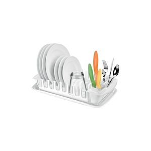 Tescoma odkapávač s podnosem CLEAN KIT, bílý obraz