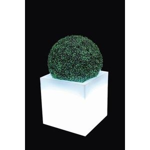MONUMO Květináč Pixel Pot s osvětlením bílý obraz