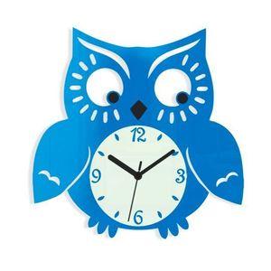 Nástěnné hodiny Owl obraz