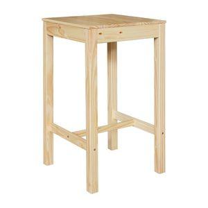 Barový stůl TORINO lak obraz