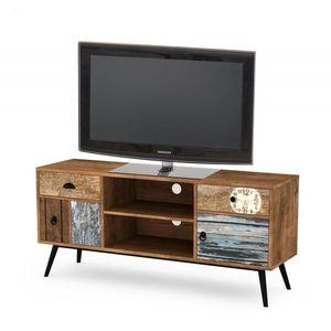 Televizní stolek MEZO RTV-1 Halmar obraz