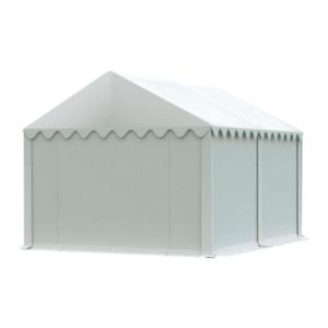 Skladový stan 3x4m bílá EKONOMY obraz