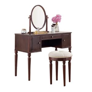"""Toaletní stolek Charlotte """"Brown"""" Savoy obraz"""
