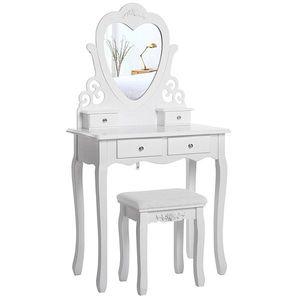 Toaletní stolek Madame de Pompadour obraz
