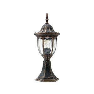 Polux Venkovní lampa FLORENCJA 1xE27/60W/230V IP43 obraz