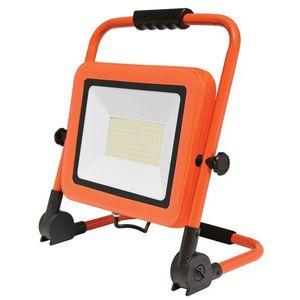 Ecolite Přenosný LED reflektor 100W RMLED-100W/ORA obraz