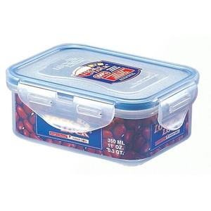 LOCKNLOCK Dóza na potraviny LOCK, objem 350 ml, 9, 4 x 12, 8 x 5, 1 cm obraz