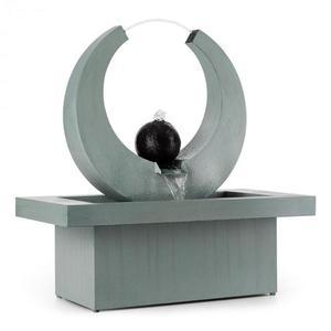 Blumfeldt Eterna, zahradní fontána, vnitřní/vnější prostředí, 12 W čerpadlo, 10 m kabel, pozinkovaná obraz