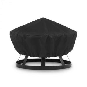 Blumfeldt Pentos, kryt na ochranu před povětrnostními vlivy, nylon 600D, nepromokavý, černý obraz