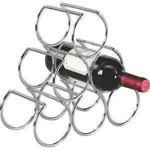 Regály na víno obraz