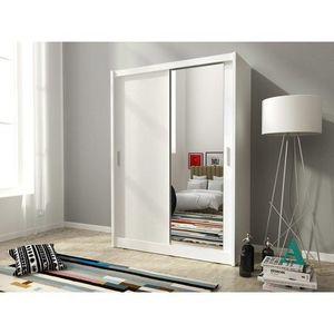 PIASKI skříň MARY 150 zrcadlo, bílá 150x200x62 bílá / bílá obraz
