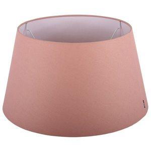 Růžové stínidlo Ambienta pink - Ø 30*16, 5cm / E27 obraz