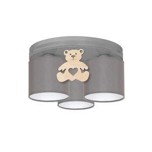 Milagro Dětské stropní svítidlo BEAR 3xE27/60W/230V obraz