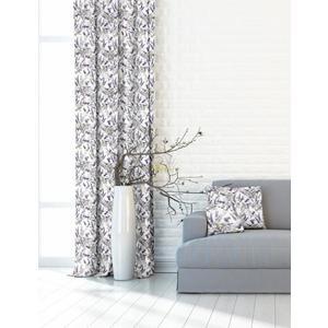 Forbyt, Závěs dekorační nebo látka, OXY Levandule, šedofialová 150 cm obraz