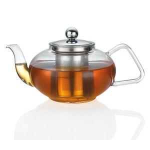 Konvice na čaj TIBET od 0, 4 L sklo/nerez - Küchenprofi Objem: 0, 8 l obraz