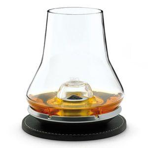 Degustační sklenička na whisky s chladícím podstavcem obraz