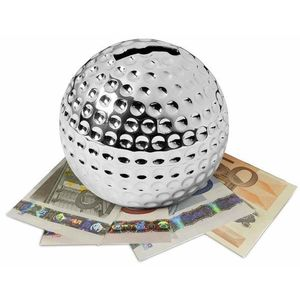 Kasička Golfový míček, průměr 8 cm - EDZARD obraz