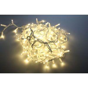 T-LED LED světelný řetěz 12W 230V 10M Barva světla: Teplá bílá obraz