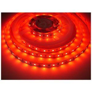 LED Solution LED pásek 12W/m 12V bez krytí IP20 Barva světla: Červená 07708 obraz