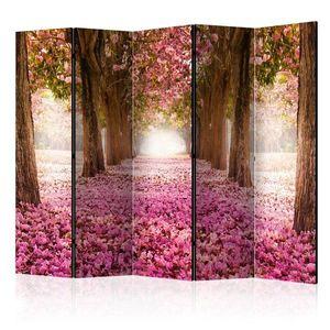 Paraván Pink Grove II Dekorhome obraz