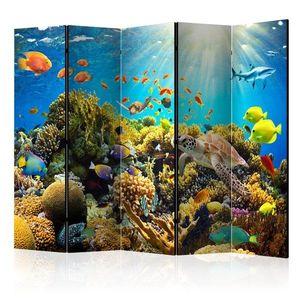 Paraván Underwater Land II Dekorhome obraz