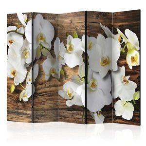 Paraván Forest Orchid II Dekorhome obraz