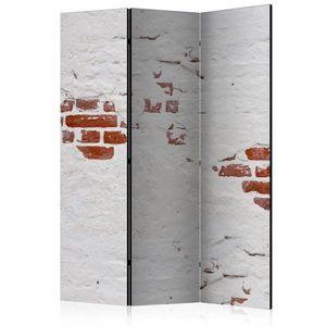 Paraván Stony Secret Dekorhome 135x172 cm (3-dílný) obraz